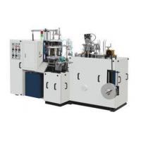 Buy cheap Ultrasonic Automatic Forming Machine , Double Sided PE Coated Paper Cup Making Machine product