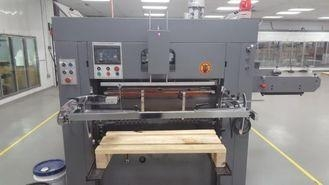Quality High Security Paper Box Die Cutting Machine For Paper Cups / Paper Plates for sale