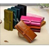 Buy cheap Genuine Leather Wallet Lady Women's Wallet Leather Men's Wal product