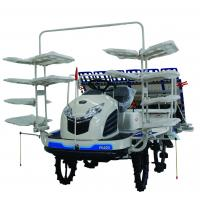 Buy cheap Riding type high speed rice transplanter PD60D 6 rows from wholesalers