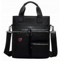 Buy cheap Men's Shoulder Bag Business Bag Black product