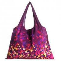 Buy cheap Creative Fashion Style Colorful Tote Shopping Traveling Bag Foldable Reusable product