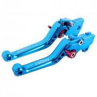 Buy cheap Motorcycle Accessories Ox Horn Brake For Yamaha 100 Blue product