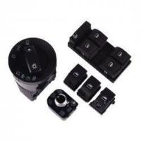 Buy cheap Car Switch For Audi A4 Car Window Switch Rearview Mirror Switch Set product