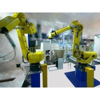 Buy cheap High-pressure Casting Uni ROBOT GLAZING WORKING STATION product