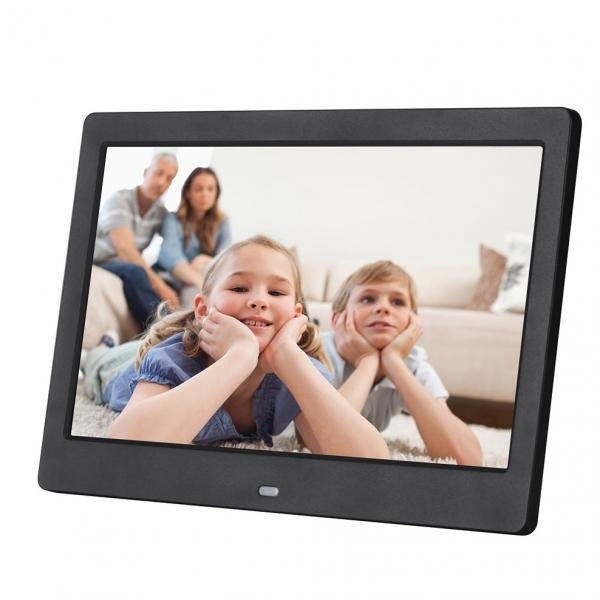 Quality 10 inch Multifuction Digital Picture Frame for home use or pubilc advertising player for sale
