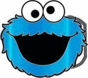 Buy cheap Accessories Sesame Street: Cookie Monster Belt Buckle BB120697 from wholesalers