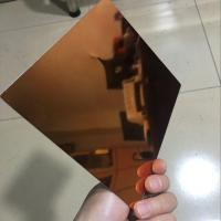 Buy cheap Copper Clad Aluminum Sheet from wholesalers