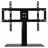 Buy cheap B64A Glass TV Stand for 32 to 65 inch TV from wholesalers