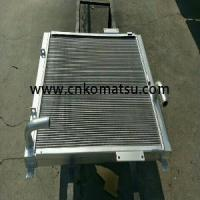 Buy cheap E325B cat excavator oil cooler from wholesalers