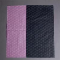 China Food or Flower Packing Coloured Large Tissue Paper Sheets Printing for Packing on sale