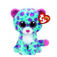 Buy cheap TY Beanie Boos Small Sydney the Leopard Soft Toy product