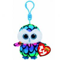 Buy cheap TY Beanie Boos Aria the Owl Keyring Clip Toys product