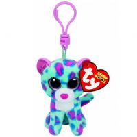 Buy cheap TY Beanie Boos Sydney the Leopard Keyring Clip Toys product