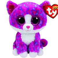 Buy cheap TY Beanie Boos Medium Charlotte The Cat Soft Toy Toys product