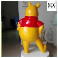 Buy cheap toy super large size vinnie pooh cartoon statue product