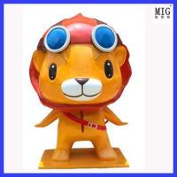 toy super comic boy of sulf outlook as decoration