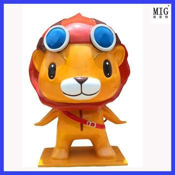 Quality toy super comic boy of sulf outlook as decoration for sale