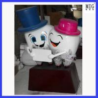 Buy cheap toy super large size of teeth model as decoration product