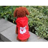 Quality Fashion Christmas Pet Clothes PTS-027A for sale