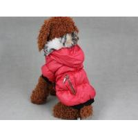 Buy cheap Pets Classic Winter Coat-Red PTS-034B product