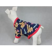Quality Pet Christmas Pullover Embroidered Sweater Coat JHB016 for sale