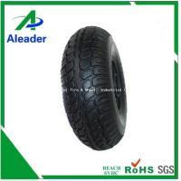 China Black 9 Scooter Tire ,Scooter Wheel , PU Solid on sale