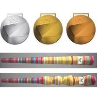 Buy cheap Rapid Prototyping Custom Made Medal And Torch CNC Rapid Prototyping product