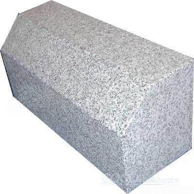 Quality G341 grey granite curbstone ,paving stone Blocks and Slabs for sale