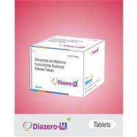 Buy cheap Cardia - Diabetic DIAZERO-M Tablet product