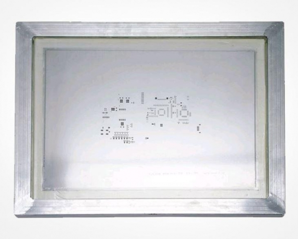 Quality Framed Stencil for sale