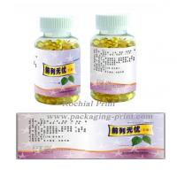 Buy cheap Medicine bottle label product