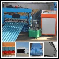 Buy cheap fence panel machine fence roll forming machine product