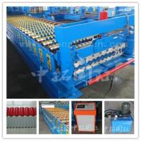 Buy cheap metal roof tile making machine roof forming machine roll forming machine product
