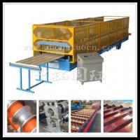 Buy cheap steel metal roofing machines for sale roofing roll forming machine product