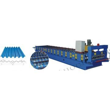 Quality sheet metal perforating machine ,wall panel forming machine for sale