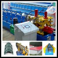 Buy cheap Cold Roll Forming Machine for Ridge Cap from wholesalers