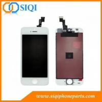 China High Quality Tianma LCD Glass For iPhone 5S Screen, For iPhone 5S Display on sale