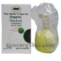 China Thai Organic Herbal Compress (Hot or Cold) on sale