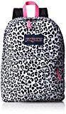 Buy cheap JanSport Unisex SuperBreak White Leopard Backpack from wholesalers