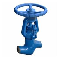China J61Y high temperature and high pressure power station stop valve on sale