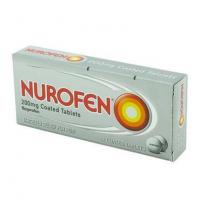 Buy cheap Nurofen Ibuprofen 200mg Coated Tablets product