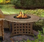 China Treadmill La Costa Chat Height Fire Pit on sale