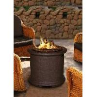 China Treadmill Island Chat Height Fire Pit on sale