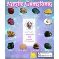 "Buy cheap Mystic Gemstones 1"" Capsules 250pcs product"