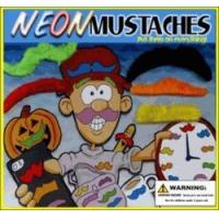 "Buy cheap Neon Mustaches 2"" Toy Capsules 250 pcs product"