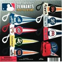 "Buy cheap MLB Pennants 2"" Toy Capsules 250 pcs product"