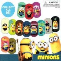 "Buy cheap Minion Sticker Tags 2"" Toy Capsules 250 pcs product"