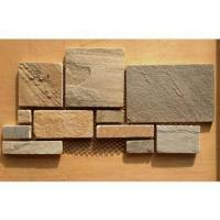 Quality puzzled slate paver mats_Gold slate for sale