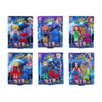 Buy cheap Plastic Toy The heroine alliance product